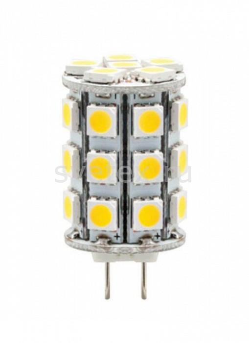 Фото Лампа светодиодная Feron G4 12В 4Вт 2700 K LB-404 25212