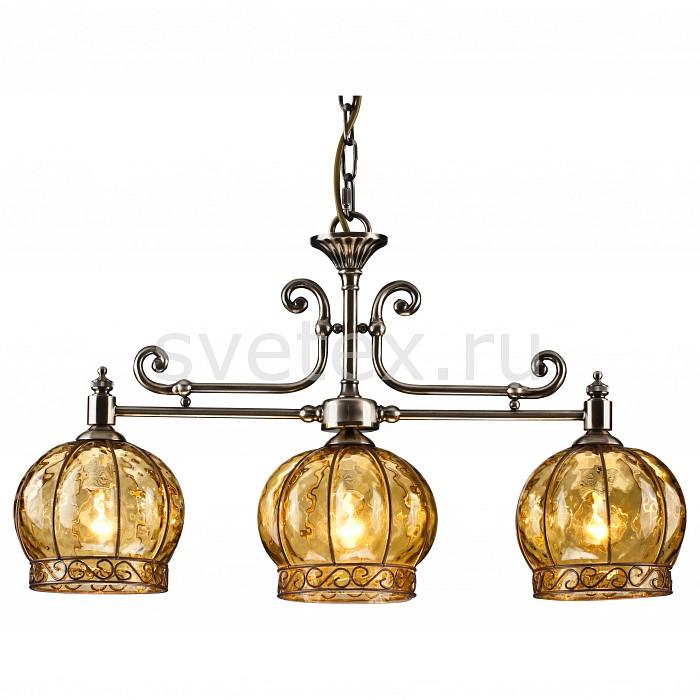 Фото Подвесная люстра Arte Lamp Venice A2100LM-3AB