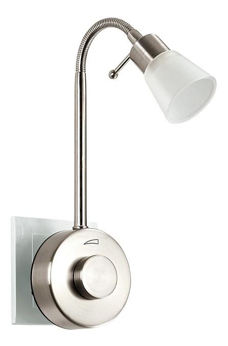 Ночник NovotechНочники<br>Артикул - NV_357323,Бренд - Novotech (Венгрия),Коллекция - Night Light,Гарантия, месяцы - 24,Ширина, мм - 78,Высота, мм - 365,Размер упаковки, мм - 140х190,Тип лампы - светодиодная [LED],Общее кол-во ламп - 1,Напряжение питания лампы, В - 220,Максимальная мощность лампы, Вт - 1,Цвет лампы - белый теплый,Лампы в комплекте - светодиодная [LED],Цвет плафонов и подвесок - белый,Тип поверхности плафонов - матовый,Материал плафонов и подвесок - стекло,Цвет арматуры - никель,Тип поверхности арматуры - матовый, металлик,Материал арматуры - металл, полимер,Количество плафонов - 1,Наличие выключателя, диммера или пульта ДУ - выключатель,Компоненты, входящие в комплект - розетка с заземлением,Цветовая температура, K - 2700 K,Световой поток, лм - 70,Экономичнее лампы накаливания - в 13 раз,Светоотдача, лм/Вт - 56,Класс электробезопасности - II,Степень пылевлагозащиты, IP - 20,Диапазон рабочих температур - комнатная температура,Дополнительные параметры - поворотный светильник<br>