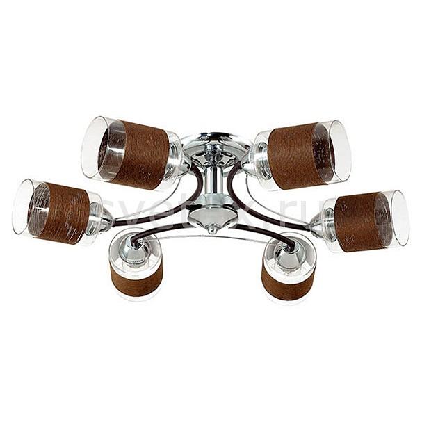 Потолочная люстра LumionТекстильные плафоны<br>Артикул - LMN_3030_6C,Бренд - Lumion (Италия),Коллекция - Filla,Гарантия, месяцы - 24,Высота, мм - 265,Диаметр, мм - 640,Размер упаковки, мм - 150x220x350,Тип лампы - компактная люминесцентная [КЛЛ] ИЛИнакаливания ИЛИсветодиодная [LED],Общее кол-во ламп - 6,Напряжение питания лампы, В - 220,Максимальная мощность лампы, Вт - 60,Лампы в комплекте - отсутствуют,Цвет плафонов и подвесок - кофейный, неокрашенный,Тип поверхности плафонов - матовый, прозрачный,Материал плафонов и подвесок - нить, стекло,Цвет арматуры - кофе, хром,Тип поверхности арматуры - глянцевый, матовый, металлик,Материал арматуры - металл,Количество плафонов - 6,Возможность подлючения диммера - можно, если установить лампу накаливания,Тип цоколя лампы - E27,Класс электробезопасности - I,Общая мощность, Вт - 360,Степень пылевлагозащиты, IP - 20,Диапазон рабочих температур - комнатная температура,Дополнительные параметры - способ крепления к потолку - на монтажной пластине<br>
