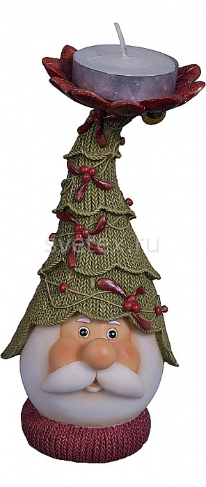 Фото Дед Мороз Mister Christmas x 16 см Дед Мороз