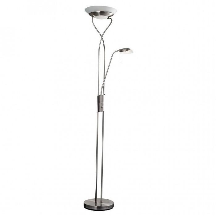 Торшер с подсветкой Arte LampГибкие торшеры<br>Артикул - AR_A4399PN-2SS,Бренд - Arte Lamp (Италия),Коллекция - Duetto,Гарантия, месяцы - 24,Высота, мм - 1800,Диаметр, мм - 300,Тип лампы - галогеновые,Общее кол-во ламп - 2,Напряжение питания лампы, В - 220,Максимальная мощность лампы, Вт - 230, 33,Цвет лампы - белый теплый,Лампы в комплекте - галогеновые R7S, G9,Цвет плафонов и подвесок - белый,Тип поверхности плафонов - матовый,Материал плафонов и подвесок - стекло,Цвет арматуры - серебро,Тип поверхности арматуры - матовый,Материал арматуры - металл,Количество плафонов - 2,Наличие выключателя, диммера или пульта ДУ - 2 диммера,Компоненты, входящие в комплект - провод электропитания с вилкой без заземления,Форма и тип колбы - двухцокольная цилиндрическая, пальчиковая,Тип цоколя лампы - R7S, G9,Цветовая температура, K - 2800 - 3200 K,Экономичнее лампы накаливания - на 50%,Класс электробезопасности - II,Общая мощность, Вт - 263,Степень пылевлагозащиты, IP - 20,Диапазон рабочих температур - комнатная температура<br>