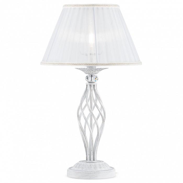 Фото Настольная лампа Maytoni Elegant 3 ARM247-00-G