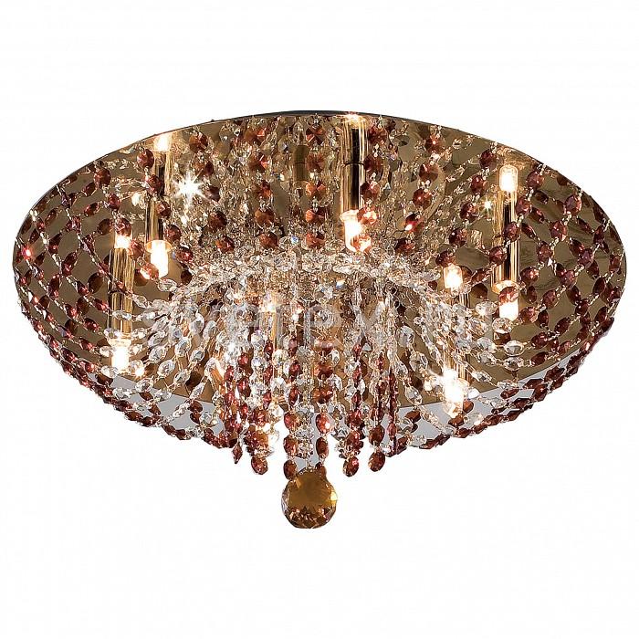 Потолочная люстра Citilux5 или 6 ламп<br>Артикул - CL305163,Бренд - Citilux (Дания),Коллекция - Орион,Гарантия, месяцы - 24,Время изготовления, дней - 1,Высота, мм - 200,Диаметр, мм - 450,Размер упаковки, мм - 490x490x85,Тип лампы - галогеновая,Общее кол-во ламп - 6,Напряжение питания лампы, В - 220,Максимальная мощность лампы, Вт - 60,Цвет лампы - белый теплый,Лампы в комплекте - галогеновые G9,Цвет плафонов и подвесок - неокрашенный, янтарный,Тип поверхности плафонов - прозрачный,Материал плафонов и подвесок - хрусталь,Цвет арматуры - золото,Тип поверхности арматуры - глянцевый,Материал арматуры - сталь,Возможность подлючения диммера - можно,Форма и тип колбы - пальчиковая,Тип цоколя лампы - G9,Цветовая температура, K - 2800 - 3200 K,Экономичнее лампы накаливания - на 50%,Класс электробезопасности - I,Общая мощность, Вт - 360,Степень пылевлагозащиты, IP - 20,Диапазон рабочих температур - комнатная температура<br>