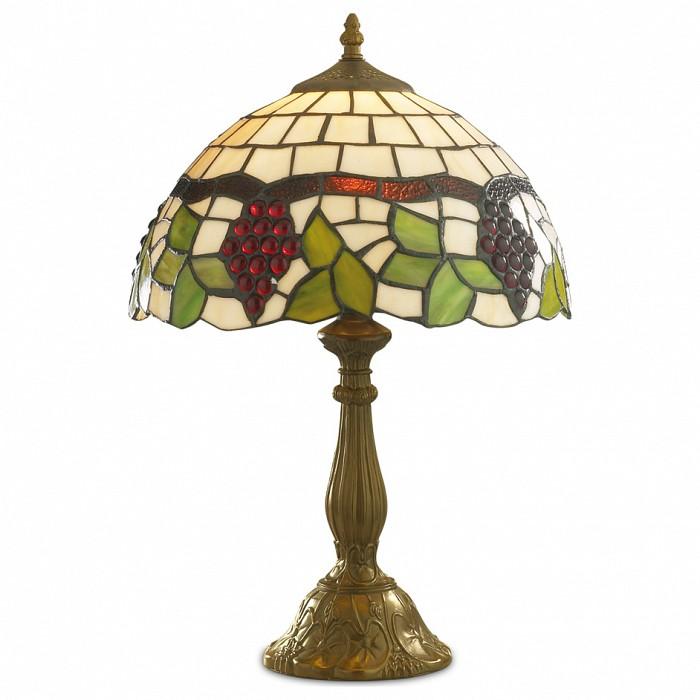 Фото Настольная лампа Odeon Light Traube 2267/1T