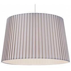 Подвесной светильник GloboСветодиодные<br>Артикул - GB_21691H,Бренд - Globo (Австрия),Коллекция - Metalic,Гарантия, месяцы - 24,Высота, мм - 130,Диаметр, мм - 400,Тип лампы - компактная люминесцентная [КЛЛ] ИЛИнакаливания ИЛИсветодиодная [LED],Общее кол-во ламп - 1,Напряжение питания лампы, В - 220,Максимальная мощность лампы, Вт - 60,Лампы в комплекте - отсутствуют,Цвет плафонов и подвесок - серый,Тип поверхности плафонов - матовый, рельефный,Материал плафонов и подвесок - текстиль,Цвет арматуры - белый,Тип поверхности арматуры - матовый,Материал арматуры - металл,Возможность подлючения диммера - можно, если установить лампу накаливания,Тип цоколя лампы - E27,Класс электробезопасности - I,Степень пылевлагозащиты, IP - 20,Диапазон рабочих температур - комнатная температура,Дополнительные параметры - способ крепления светильника к потолку - на крюке, регулируется по высоте<br>
