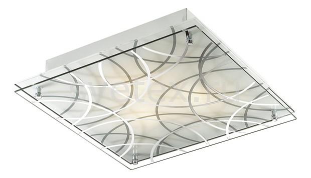 Накладной светильник SonexКвадратные<br>Артикул - SN_3204,Бренд - Sonex (Россия),Коллекция - Omaka,Гарантия, месяцы - 24,Длина, мм - 400,Ширина, мм - 400,Высота, мм - 105,Тип лампы - компактная люминесцентная [КЛЛ] ИЛИнакаливания ИЛИсветодиодная [LED],Общее кол-во ламп - 3,Напряжение питания лампы, В - 220,Максимальная мощность лампы, Вт - 60,Лампы в комплекте - отсутствуют,Цвет плафонов и подвесок - неокрашенный с черным рисунком, белый с черным рисунком,Тип поверхности плафонов - матовый, прозрачный,Материал плафонов и подвесок - стекло,Цвет арматуры - хром,Тип поверхности арматуры - глянцевый,Материал арматуры - металл,Количество плафонов - 1,Возможность подлючения диммера - можно, если установить лампу накаливания,Тип цоколя лампы - E27,Класс электробезопасности - I,Общая мощность, Вт - 180,Степень пылевлагозащиты, IP - 20,Диапазон рабочих температур - комнатная температура<br>