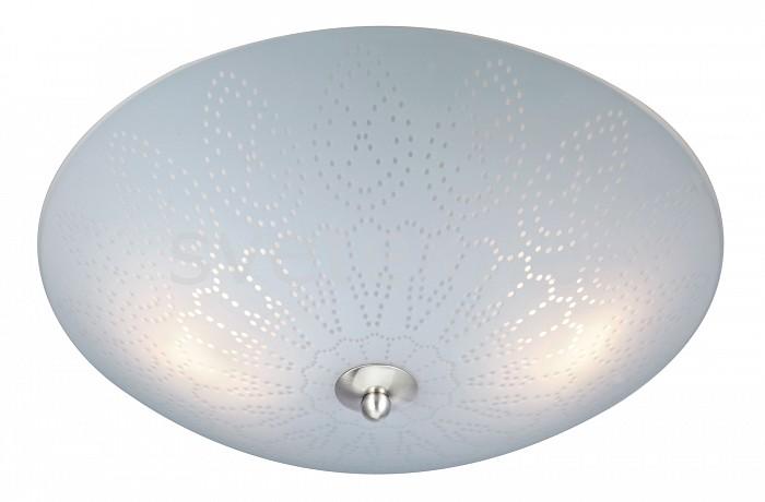 Накладной светильник markslojdКруглые<br>Артикул - ML_104632,Бренд - markslojd (Швеция),Коллекция - Spets,Гарантия, месяцы - 24,Высота, мм - 130,Диаметр, мм - 350,Размер упаковки, мм - 370x710x220,Тип лампы - компактная люминесцентная [КЛЛ] ИЛИнакаливания ИЛИсветодиодная [LED],Общее кол-во ламп - 2,Напряжение питания лампы, В - 220,Максимальная мощность лампы, Вт - 40,Лампы в комплекте - отсутствуют,Цвет плафонов и подвесок - белый с рисунком,Тип поверхности плафонов - матовый,Материал плафонов и подвесок - стекло,Цвет арматуры - стальной,Тип поверхности арматуры - глянцевый,Материал арматуры - металл,Количество плафонов - 1,Возможность подлючения диммера - можно, если установить лампу накаливания,Тип цоколя лампы - E14,Класс электробезопасности - I,Общая мощность, Вт - 80,Степень пылевлагозащиты, IP - 20,Диапазон рабочих температур - комнатная температура,Дополнительные параметры - способ крепления к потолку и стене - на монтажной пластине<br>