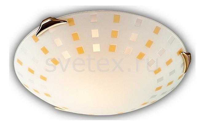 Накладной светильник SonexКруглые<br>Артикул - SN_163_K,Бренд - Sonex (Россия),Коллекция - Quadro AMBRA,Гарантия, месяцы - 24,Выступ, мм - 100,Диаметр, мм - 300,Тип лампы - компактная люминесцентная [КЛЛ] ИЛИнакаливания ИЛИсветодиодная [LED],Общее кол-во ламп - 2,Напряжение питания лампы, В - 220,Максимальная мощность лампы, Вт - 60,Лампы в комплекте - отсутствуют,Цвет плафонов и подвесок - белый с желтым рисунком,Тип поверхности плафонов - матовый,Материал плафонов и подвесок - стекло,Цвет арматуры - золото,Тип поверхности арматуры - глянцевый,Материал арматуры - металл,Количество плафонов - 1,Возможность подлючения диммера - можно, если установить лампу накаливания,Тип цоколя лампы - E27,Класс электробезопасности - I,Общая мощность, Вт - 120,Степень пылевлагозащиты, IP - 20,Диапазон рабочих температур - комнатная температура<br>