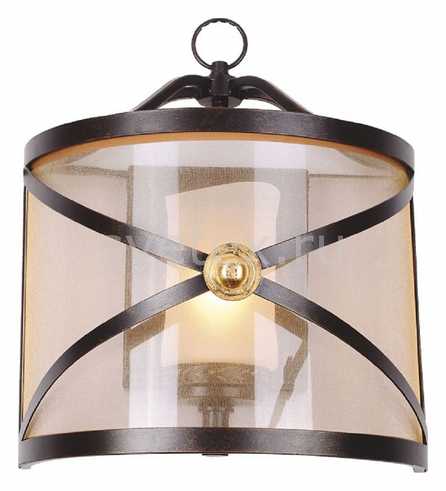 Накладной светильник FavouriteБра<br>Артикул - FV_1145-1W,Бренд - Favourite (Германия),Коллекция - Capella,Гарантия, месяцы - 24,Время изготовления, дней - 1,Ширина, мм - 355,Высота, мм - 406,Выступ, мм - 230,Тип лампы - компактная люминесцентная [КЛЛ] ИЛИнакаливания ИЛИсветодиодная [LED],Общее кол-во ламп - 1,Напряжение питания лампы, В - 220,Максимальная мощность лампы, Вт - 40,Лампы в комплекте - отсутствуют,Цвет плафонов и подвесок - белый, неокрашенный,Тип поверхности плафонов - матовый, прозрачный,Материал плафонов и подвесок - полимер, стекло,Цвет арматуры - коричневый,Тип поверхности арматуры - глянцевый,Материал арматуры - металл,Количество плафонов - 1,Возможность подлючения диммера - можно, если установить лампу накаливания,Тип цоколя лампы - E27,Класс электробезопасности - I,Степень пылевлагозащиты, IP - 20,Диапазон рабочих температур - комнатная температура,Дополнительные параметры - светильник предназначен для использования со скрытой проводкой<br>