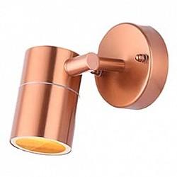 Светильник на штанге GloboТочечные светильники<br>Артикул - GB_32071,Бренд - Globo (Австрия),Коллекция - Style,Гарантия, месяцы - 24,Высота, мм - 115,Тип лампы - галогеновая,Общее кол-во ламп - 1,Напряжение питания лампы, В - 220,Максимальная мощность лампы, Вт - 35,Лампы в комплекте - галогеновая GU10,Цвет плафонов и подвесок - медный,Тип поверхности плафонов - матовый,Материал плафонов и подвесок - сталь нержавеющая, стекло,Цвет арматуры - медный,Тип поверхности арматуры - матовый,Материал арматуры - сталь нержавеющая,Количество плафонов - 1,Тип цоколя лампы - GU10,Класс электробезопасности - I,Степень пылевлагозащиты, IP - 44,Диапазон рабочих температур - от -40^C до +40^C,Дополнительные параметры - поворотный светильник, длина кабеля 3 метра<br>