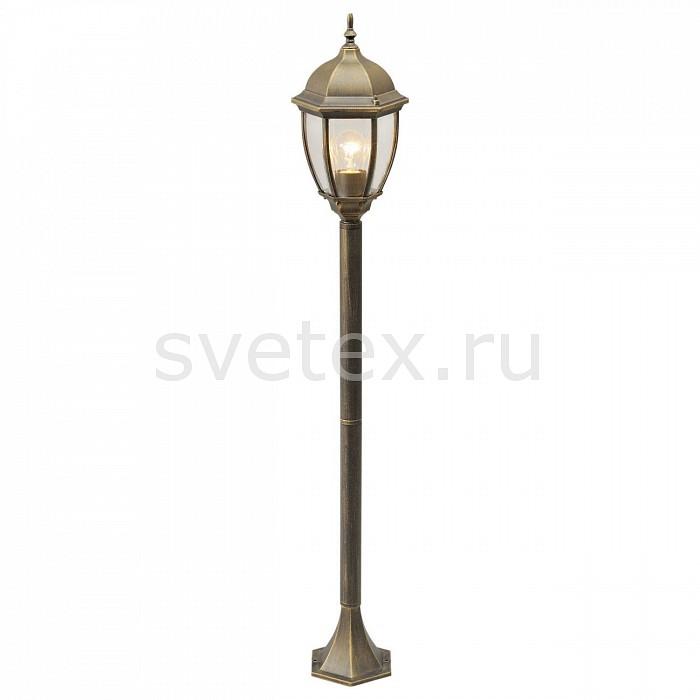 Фото Наземный высокий светильник MW-Light Фабур 804040501