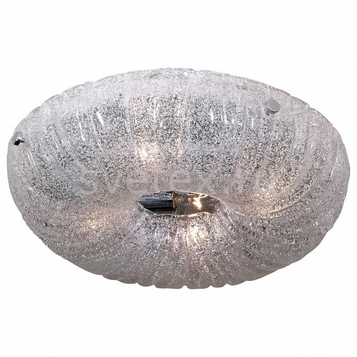 Накладной светильник LightstarКруглые<br>Артикул - LS_820340,Бренд - Lightstar (Италия),Коллекция - Zucche,Гарантия, месяцы - 24,Время изготовления, дней - 1,Высота, мм - 100,Диаметр, мм - 380,Тип лампы - компактная люминесцентная [КЛЛ] ИЛИнакаливания ИЛИсветодиодная [LED],Общее кол-во ламп - 4,Напряжение питания лампы, В - 220,Максимальная мощность лампы, Вт - 40,Лампы в комплекте - отсутствуют,Цвет плафонов и подвесок - неокрашенный,Тип поверхности плафонов - прозрачный, рельефный,Материал плафонов и подвесок - стекло,Цвет арматуры - хром,Тип поверхности арматуры - глянцевый,Материал арматуры - металл,Количество плафонов - 1,Возможность подлючения диммера - можно, если установить лампу накаливания,Тип цоколя лампы - E14,Класс электробезопасности - I,Общая мощность, Вт - 160,Степень пылевлагозащиты, IP - 20,Диапазон рабочих температур - комнатная температура<br>