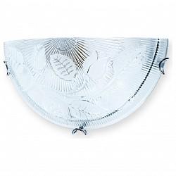Накладной светильник TopLightСветодиодные<br>Артикул - TPL_TL9120Y-01WH,Бренд - TopLight (Россия),Коллекция - Alexandra,Гарантия, месяцы - 24,Высота, мм - 150,Размер упаковки, мм - 165x120x310,Тип лампы - компактная люминесцентная [КЛЛ] ИЛИнакаливания ИЛИсветодиодная [LED],Общее кол-во ламп - 1,Напряжение питания лампы, В - 220,Максимальная мощность лампы, Вт - 60,Лампы в комплекте - отсутствуют,Цвет плафонов и подвесок - неокрашенный с белым рисунком,Тип поверхности плафонов - матовый, прозрачный, рельефный,Материал плафонов и подвесок - стекло,Цвет арматуры - хром,Тип поверхности арматуры - глянцевый,Материал арматуры - металл,Возможность подлючения диммера - можно, если установить лампу накаливания,Тип цоколя лампы - E27,Класс электробезопасности - I,Степень пылевлагозащиты, IP - 20,Диапазон рабочих температур - комнатная температура,Дополнительные параметры - способ крепления светильника к стене - на монтажной пластине, светильник предназначен для использования со скрытой проводкой<br>