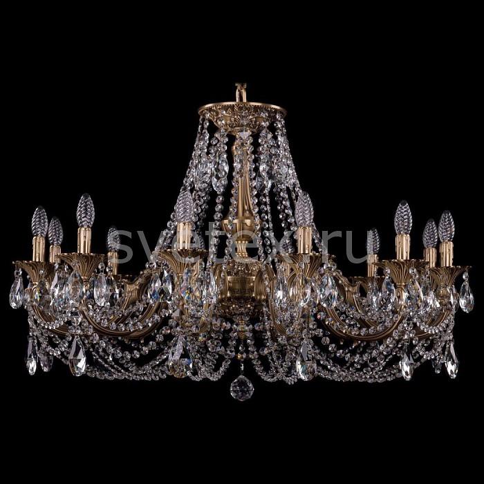 Подвесная люстра Bohemia Ivele CrystalБолее 6 ламп<br>Артикул - BI_1702_12_335_C_FP,Бренд - Bohemia Ivele Crystal (Чехия),Коллекция - 1702,Гарантия, месяцы - 24,Высота, мм - 550,Диаметр, мм - 990,Размер упаковки, мм - 710x710x240,Тип лампы - компактная люминесцентная [КЛЛ] ИЛИнакаливания ИЛИсветодиодная [LED],Общее кол-во ламп - 12,Напряжение питания лампы, В - 220,Максимальная мощность лампы, Вт - 40,Лампы в комплекте - отсутствуют,Цвет плафонов и подвесок - неокрашенный,Тип поверхности плафонов - прозрачный,Материал плафонов и подвесок - хрусталь,Цвет арматуры - золото французское с патиной,Тип поверхности арматуры - глянцевый, рельефный,Материал арматуры - латунь,Возможность подлючения диммера - можно, если установить лампу накаливания,Форма и тип колбы - свеча ИЛИ свеча на ветру,Тип цоколя лампы - E14,Класс электробезопасности - I,Общая мощность, Вт - 480,Степень пылевлагозащиты, IP - 20,Диапазон рабочих температур - комнатная температура,Дополнительные параметры - способ крепления светильника к потолку - на крюке, указана высота светильника без подвеса<br>