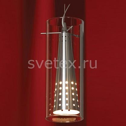 Подвесной светильник LussoleСветодиодные<br>Артикул - LSL-7816-01,Бренд - Lussole (Италия),Коллекция - Vasto,Гарантия, месяцы - 24,Время изготовления, дней - 1,Высота, мм - 1250,Диаметр, мм - 100,Тип лампы - компактная люминесцентная [КЛЛ] ИЛИнакаливания ИЛИсветодиодная [LED],Общее кол-во ламп - 1,Напряжение питания лампы, В - 220,Максимальная мощность лампы, Вт - 40,Лампы в комплекте - отсутствуют,Цвет плафонов и подвесок - неокрашенный, серебряный металлик,Тип поверхности плафонов - глянцевый,Материал плафонов и подвесок - металл, стекло,Цвет арматуры - серебряный металлик,Тип поверхности арматуры - глянцевый,Материал арматуры - сталь,Количество плафонов - 1,Возможность подлючения диммера - можно, если установить лампу накаливания,Тип цоколя лампы - E27,Класс электробезопасности - I,Степень пылевлагозащиты, IP - 20,Диапазон рабочих температур - комнатная температура<br>