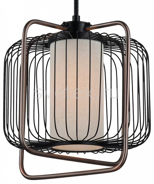Подвесной светильник FavouriteБарные<br>Артикул - FV_1911-1P,Бренд - Favourite (Германия),Коллекция - Triply,Гарантия, месяцы - 24,Высота, мм - 662-1272,Диаметр, мм - 418,Тип лампы - компактная люминесцентная [КЛЛ] ИЛИнакаливания ИЛИсветодиодная [LED],Общее кол-во ламп - 1,Напряжение питания лампы, В - 220,Максимальная мощность лампы, Вт - 60,Лампы в комплекте - отсутствуют,Цвет плафонов и подвесок - белый,Тип поверхности плафонов - матовый,Материал плафонов и подвесок - текстиль,Цвет арматуры - коричневый, черный,Тип поверхности арматуры - матовый,Материал арматуры - металл,Количество плафонов - 1,Возможность подлючения диммера - можно, если установить лампу накаливания,Тип цоколя лампы - E27,Класс электробезопасности - I,Степень пылевлагозащиты, IP - 20,Диапазон рабочих температур - комнатная температура,Дополнительные параметры - способ крепления светильника к потолку - на монтажной пластине, регулируется по высоте<br>