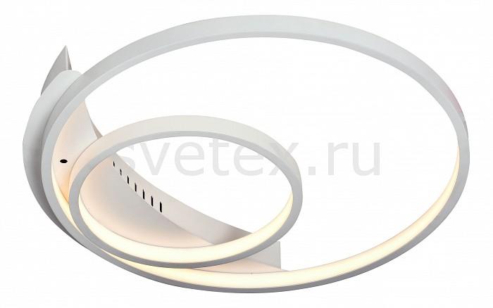 Накладной светильник ST-LuceКруглые<br>Артикул - SL858.502.02,Бренд - ST-Luce (Китай),Коллекция - 858,Гарантия, месяцы - 24,Высота, мм - 120,Диаметр, мм - 450,Размер упаковки, мм - 520x140x520,Тип лампы - светодиодная [LED],Общее кол-во ламп - 2,Напряжение питания лампы, В - 220,Максимальная мощность лампы, Вт - 30,Цвет лампы - белый,Лампы в комплекте - светодиодные [LED],Цвет плафонов и подвесок - белый,Тип поверхности плафонов - матовый,Материал плафонов и подвесок - металл,Цвет арматуры - белый,Тип поверхности арматуры - матовый,Материал арматуры - металл,Количество плафонов - 1,Возможность подлючения диммера - нельзя,Цветовая температура, K - 4000 K,Экономичнее лампы накаливания - в 10 раз,Класс электробезопасности - I,Общая мощность, Вт - 60,Степень пылевлагозащиты, IP - 20,Диапазон рабочих температур - комнатная температура,Дополнительные параметры - способ крепления светильника к потолку – на монтажной пластине<br>
