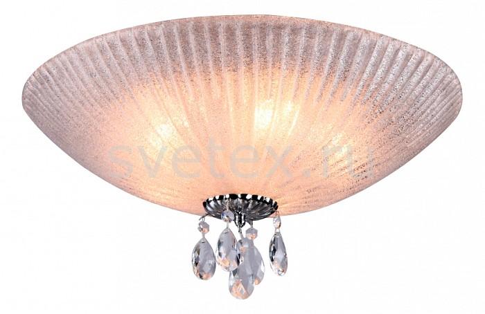 Накладной светильник MaytoniКруглые<br>Артикул - MY_CL809-05-N,Бренд - Maytoni (Германия),Коллекция - Bonnet,Гарантия, месяцы - 24,Высота, мм - 250,Диаметр, мм - 500,Тип лампы - компактная люминесцентная [КЛЛ] ИЛИнакаливания ИЛИсветодиодная [LED],Общее кол-во ламп - 5,Напряжение питания лампы, В - 220,Максимальная мощность лампы, Вт - 60,Лампы в комплекте - отсутствуют,Цвет плафонов и подвесок - неокрашенный,Тип поверхности плафонов - матовый, рельефный,Материал плафонов и подвесок - стекло, хрусталь,Цвет арматуры - хром,Тип поверхности арматуры - глянцевый,Материал арматуры - металл,Количество плафонов - 1,Возможность подлючения диммера - можно, если установить лампу накаливания,Тип цоколя лампы - E14,Класс электробезопасности - I,Общая мощность, Вт - 300,Степень пылевлагозащиты, IP - 20,Диапазон рабочих температур - комнатная температура,Дополнительные параметры - способ крепления светильника к потолку – на монтажной пластине<br>