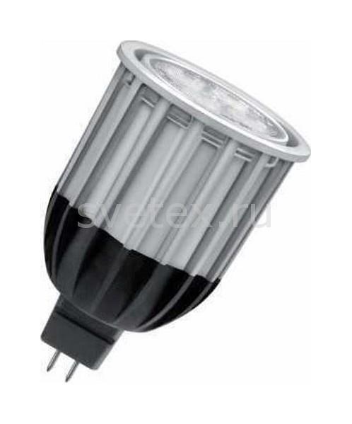 Лампа светодиодная Osramкомплектующие для люстр<br>Артикул - OS_4008321972170,Бренд - Osram (Германия),Время изготовления, дней - 1,Высота, мм - 77,Диаметр, мм - 50,Тип лампы - светодиодная [LED],Напряжение питания лампы, В - 12,Максимальная мощность лампы, Вт - 11,Цвет лампы - белый теплый,Возможность подлючения диммера - нельзя,Форма и тип колбы - полусферическая с рефлектором,Тип цоколя лампы - GU5.3,Цветовая температура, K - 3000 K,Световой поток, лм - 500,Экономичнее лампы накаливания - в 4.5 раза,Сила света, кд - 1200,Светоотдача, лм/Вт - 45,Угол падения света, град - 36,Ресурс лампы - 10 тыс. часов,Степень пылевлагозащиты, IP - 20<br>