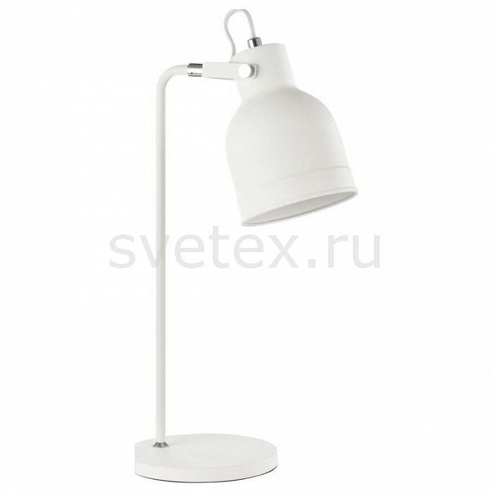 Настольная лампа MaytoniТочечные светильники<br>Артикул - MY_MOD148-01-W,Бренд - Maytoni (Германия),Коллекция - Pixar,Гарантия, месяцы - 24,Ширина, мм - 180,Высота, мм - 505,Выступ, мм - 300,Размер упаковки, мм - 220x175x520,Тип лампы - компактная люминесцентная [КЛЛ] ИЛИнакаливания ИЛИсветодиодная [LED],Общее кол-во ламп - 1,Напряжение питания лампы, В - 220,Максимальная мощность лампы, Вт - 40,Лампы в комплекте - отсутствуют,Цвет плафонов и подвесок - белый,Тип поверхности плафонов - матовый,Материал плафонов и подвесок - металл,Цвет арматуры - белый,Тип поверхности арматуры - матовый,Материал арматуры - металл,Количество плафонов - 1,Наличие выключателя, диммера или пульта ДУ - выключатель,Компоненты, входящие в комплект - провод электропитания с вилкой без заземления,Тип цоколя лампы - E27,Класс электробезопасности - II,Степень пылевлагозащиты, IP - 20,Диапазон рабочих температур - комнатная температура,Дополнительные параметры - поворотный светильник<br>