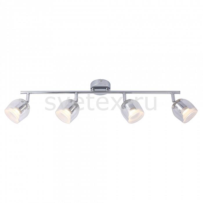 Спот Arte LampСпоты<br>Артикул - AR_A1558PL-4CC,Бренд - Arte Lamp (Италия),Коллекция - Echeggio,Гарантия, месяцы - 24,Длина, мм - 670,Ширина, мм - 80,Выступ, мм - 180,Тип лампы - светодиодные [LED],Общее кол-во ламп - 4,Максимальная мощность лампы, Вт - 4,Цвет лампы - белый теплый,Лампы в комплекте - светодиодные [LED],Цвет плафонов и подвесок - неокрашенный,Тип поверхности плафонов - прозрачный,Материал плафонов и подвесок - стекло,Цвет арматуры - хром,Тип поверхности арматуры - глянцевый,Материал арматуры - металл,Количество плафонов - 4,Возможность подлючения диммера - нельзя,Цветовая температура, K - 3000 K,Световой поток, лм - 1280,Экономичнее лампы накаливания - в 6, 5 раза,Светоотдача, лм/Вт - 80,Класс электробезопасности - I,Напряжение питания, В - 220,Общая мощность, Вт - 16,Степень пылевлагозащиты, IP - 20,Диапазон рабочих температур - комнатная температура,Дополнительные параметры - способ крепления светильника к стене и потолку - на монтажной пластине, повоторный светильник<br>