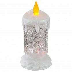 Настольная лампа GloboПолимерные<br>Артикул - GB_23304,Бренд - Globo (Австрия),Коллекция - Candlelight,Гарантия, месяцы - 24,Высота, мм - 180,Диаметр, мм - 85,Размер упаковки, мм - 110x95x200,Тип лампы - светодиодная [LED],Общее кол-во ламп - 7,Напряжение питания лампы, В - 3,Максимальная мощность лампы, Вт - 0.06,Лампы в комплекте - светодиодные [LED],Цвет арматуры - белый, неокрашенный,Тип поверхности арматуры - матовый,Материал арматуры - полимер,Класс электробезопасности - III,Степень пылевлагозащиты, IP - 20,Диапазон рабочих температур - комнатная температура<br>