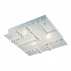 Накладной светильник SonexКвадратные<br>Артикул - SN_4269,Бренд - Sonex (Россия),Коллекция - Falko,Гарантия, месяцы - 24,Тип лампы - компактная люминесцентная [КЛЛ] ИЛИнакаливания ИЛИсветодиодная [LED],Общее кол-во ламп - 4,Напряжение питания лампы, В - 220,Максимальная мощность лампы, Вт - 60,Лампы в комплекте - отсутствуют,Цвет плафонов и подвесок - белый, неокрашенный,Тип поверхности плафонов - матовый, прозрачный,Материал плафонов и подвесок - стекло, хрусталь,Цвет арматуры - хром,Тип поверхности арматуры - матовый,Материал арматуры - металл,Возможность подлючения диммера - можно, если установить лампу накаливания,Тип цоколя лампы - E27,Класс электробезопасности - I,Общая мощность, Вт - 240,Степень пылевлагозащиты, IP - 20,Диапазон рабочих температур - комнатная температура<br>