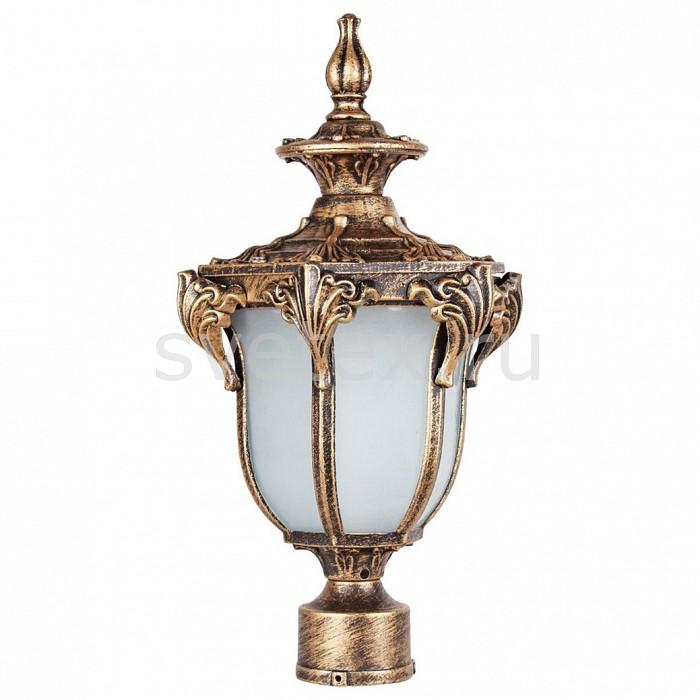 Наземный низкий светильник FeronСветильники<br>Артикул - FE_11425,Бренд - Feron (Китай),Коллекция - Флоренция,Гарантия, месяцы - 24,Ширина, мм - 175,Высота, мм - 370,Выступ, мм - 200,Тип лампы - компактная люминесцентная [КЛЛ] ИЛИнакаливания ИЛИсветодиодная [LED],Общее кол-во ламп - 1,Напряжение питания лампы, В - 220,Максимальная мощность лампы, Вт - 60,Лампы в комплекте - отсутствуют,Цвет плафонов и подвесок - белый,Тип поверхности плафонов - матовый,Материал плафонов и подвесок - стекло,Цвет арматуры - золото черненое,Тип поверхности арматуры - матовый, рельефный,Материал арматуры - силумин,Количество плафонов - 1,Тип цоколя лампы - E27,Класс электробезопасности - I,Степень пылевлагозащиты, IP - 44,Диапазон рабочих температур - от -40^C до +40^C<br>