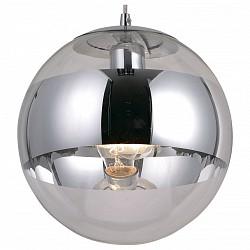 Подвесной светильник GloboБарные<br>Артикул - GB_15811,Бренд - Globo (Австрия),Коллекция - Galactica,Гарантия, месяцы - 24,Время изготовления, дней - 1,Высота, мм - 1600,Диаметр, мм - 250,Размер упаковки, мм - 305x305x300,Тип лампы - компактная люминесцентная [КЛЛ] ИЛИнакаливания ИЛИсветодиодная [LED],Общее кол-во ламп - 1,Напряжение питания лампы, В - 220,Максимальная мощность лампы, Вт - 60,Лампы в комплекте - отсутствуют,Цвет плафонов и подвесок - неокрашенный, хром,Тип поверхности плафонов - глянцевый,Материал плафонов и подвесок - стекло,Цвет арматуры - хром,Тип поверхности арматуры - глянцевый,Материал арматуры - металл,Возможность подлючения диммера - можно, если установить лампу накаливания,Тип цоколя лампы - E27,Класс электробезопасности - I,Степень пылевлагозащиты, IP - 20,Диапазон рабочих температур - комнатная температура<br>