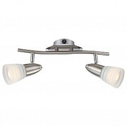 Бра GloboБолее 1 лампы<br>Артикул - GB_54536-2,Бренд - Globo (Австрия),Коллекция - Caleb,Гарантия, месяцы - 24,Высота, мм - 90,Тип лампы - светодиодная [LED],Общее кол-во ламп - 2,Напряжение питания лампы, В - 230,Максимальная мощность лампы, Вт - 4,Лампы в комплекте - светодиодные [LED] E14,Цвет плафонов и подвесок - белый полосатый,Тип поверхности плафонов - матовый,Материал плафонов и подвесок - стекло,Цвет арматуры - никель, хром,Тип поверхности арматуры - глянцевый,Материал арматуры - металл,Форма и тип колбы - груша круглая матовая,Тип цоколя лампы - E14,Класс электробезопасности - I,Общая мощность, Вт - 8,Степень пылевлагозащиты, IP - 20,Диапазон рабочих температур - комнатная температура,Дополнительные параметры - поворотный светильник, предназначен для использования со скрытой проводкой<br>