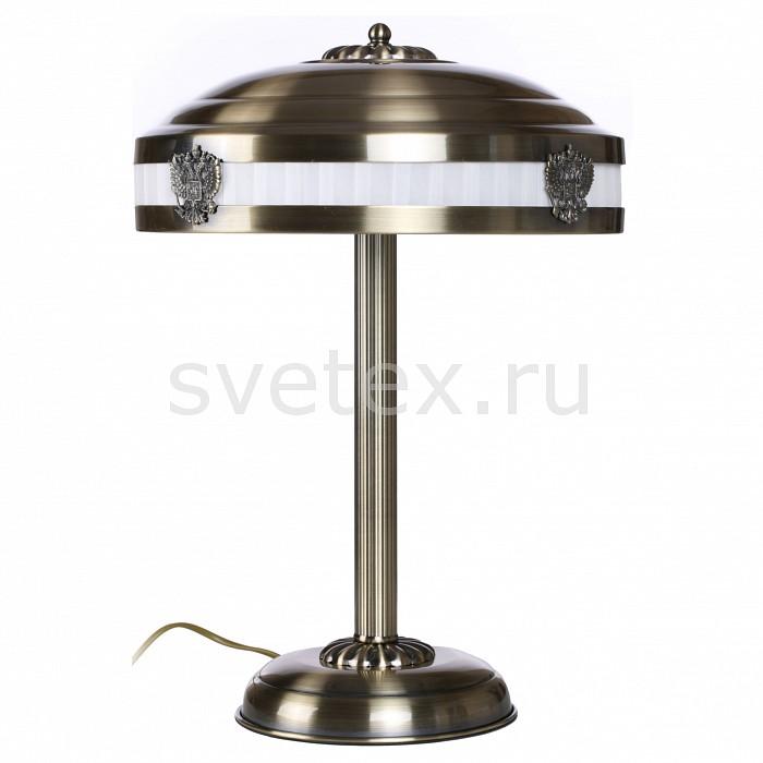 Фото Настольная лампа Favourite E14 220В 40Вт Kremlin 1275-3T