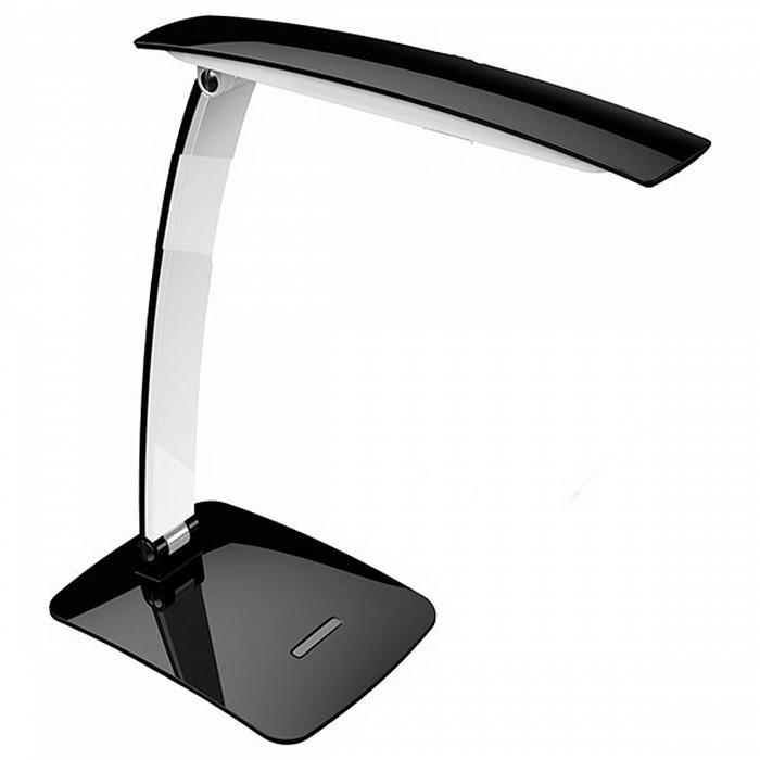 Настольная лампа Kink LightСветильники<br>Артикул - KL_7110-DCU.19,Бренд - Kink Light (Китай),Коллекция - Корфу,Гарантия, месяцы - 24,Ширина, мм - 140,Высота, мм - 390,Выступ, мм - 380,Тип лампы - светодиодная [LED],Общее кол-во ламп - 1,Максимальная мощность лампы, Вт - 4.8,Цвет лампы - белый,Лампы в комплекте - светодиодная [LED],Цвет плафонов и подвесок - белый, черный,Тип поверхности плафонов - глянцевый,Материал плафонов и подвесок - полимер,Цвет арматуры - белый, черный,Тип поверхности арматуры - глянцевый,Материал арматуры - полимер,Количество плафонов - 1,Наличие выключателя, диммера или пульта ДУ - сенсорный диммер,Компоненты, входящие в комплект - провод электропитания с вилкой без заземления,Цветовая температура, K - 4000 K,Световой поток, лм - 240,Экономичнее лампы накаливания - в 6 раз,Светоотдача, лм/Вт - 50,Класс электробезопасности - II,Напряжение питания, В - 220,Степень пылевлагозащиты, IP - 20,Диапазон рабочих температур - комнатная температура<br>