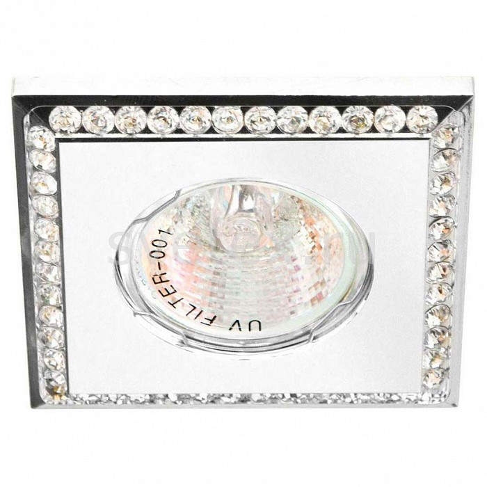 Встраиваемый светильник FeronКвадратные<br>Артикул - FE_28446,Бренд - Feron (Китай),Коллекция - DL102-C,Гарантия, месяцы - 24,Длина, мм - 88,Ширина, мм - 88,Глубина, мм - 30,Размер врезного отверстия, мм - 58,Тип лампы - галогеновая ИЛИсветодиодная [LED],Общее кол-во ламп - 1,Напряжение питания лампы, В - 12,Максимальная мощность лампы, Вт - 50,Лампы в комплекте - отсутствуют,Цвет арматуры - белый, неокрашенный,Тип поверхности арматуры - матовый, прозрачный,Материал арматуры - металл, стекло,Возможность подлючения диммера - можно, если установить галогеновую лампу,Необходимые компоненты - блок питания 12В,Компоненты, входящие в комплект - нет,Форма и тип колбы - полусферическая с рефлектором,Тип цоколя лампы - GU5.3,Класс электробезопасности - I,Напряжение питания, В - 220,Степень пылевлагозащиты, IP - 20,Диапазон рабочих температур - комнатная температура<br>