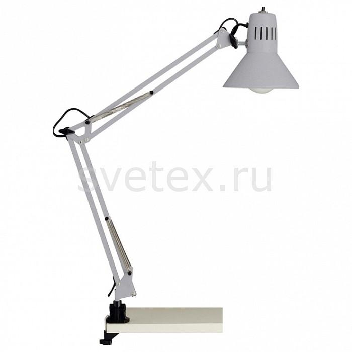 Фото Настольная лампа Brilliant E27 220В 40Вт Hobby 10802/11