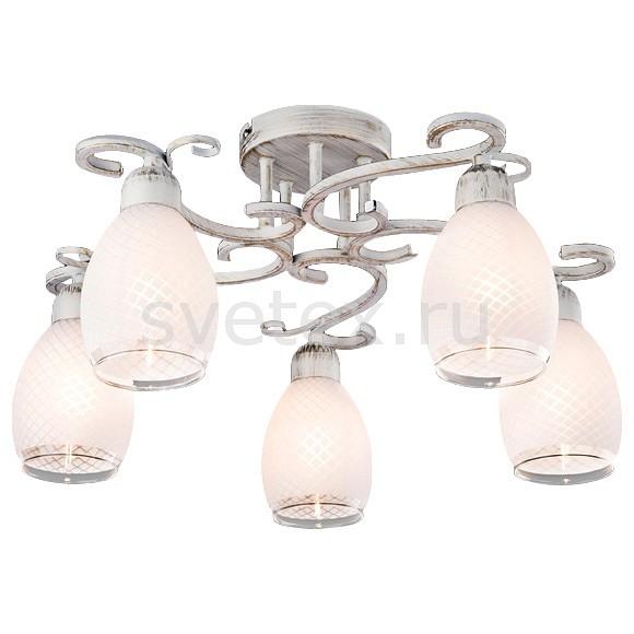 Люстра на штанге EurosvetЛюстры<br>Артикул - EV_71651,Бренд - Eurosvet (Китай),Коллекция - 70006,Гарантия, месяцы - 24,Высота, мм - 260,Диаметр, мм - 470,Тип лампы - компактная люминесцентная [КЛЛ] ИЛИнакаливания ИЛИсветодиодная [LED],Общее кол-во ламп - 5,Напряжение питания лампы, В - 220,Максимальная мощность лампы, Вт - 40,Лампы в комплекте - отсутствуют,Цвет плафонов и подвесок - белый с рисунком и с каймой,Тип поверхности плафонов - матовый,Материал плафонов и подвесок - стекло,Цвет арматуры - белый с золотой патиной,Тип поверхности арматуры - матовый,Материал арматуры - металл,Количество плафонов - 5,Возможность подлючения диммера - можно, если установить лампу накаливания,Тип цоколя лампы - E14,Класс электробезопасности - I,Общая мощность, Вт - 200,Степень пылевлагозащиты, IP - 20,Диапазон рабочих температур - комнатная температура,Дополнительные параметры - способ крепления светильника к потолку - на монтажной пластине<br>