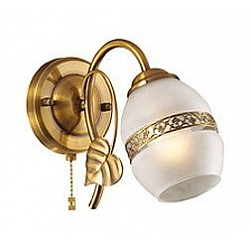 Бра Odeon LightС 1 лампой<br>Артикул - OD_2458_1W,Бренд - Odeon Light (Италия),Коллекция - Lima,Гарантия, месяцы - 24,Время изготовления, дней - 1,Высота, мм - 170,Тип лампы - компактная люминесцентная [КЛЛ] ИЛИнакаливания ИЛИсветодиодная [LED],Общее кол-во ламп - 1,Напряжение питания лампы, В - 220,Максимальная мощность лампы, Вт - 60,Лампы в комплекте - отсутствуют,Цвет плафонов и подвесок - белый, бронза,Тип поверхности плафонов - матовый, рельефный,Материал плафонов и подвесок - стекло, металл,Цвет арматуры - бронза,Тип поверхности арматуры - матовый,Материал арматуры - металл,Возможность подлючения диммера - можно, если установить лампу накаливания,Тип цоколя лампы - E27,Класс электробезопасности - I,Степень пылевлагозащиты, IP - 20,Диапазон рабочих температур - комнатная температура,Дополнительные параметры - светильник предназначен для использования со скрытой проводкой<br>