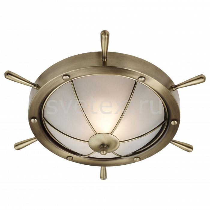 Фото Накладной светильник Arte Lamp Wheell A5500PL-1AB