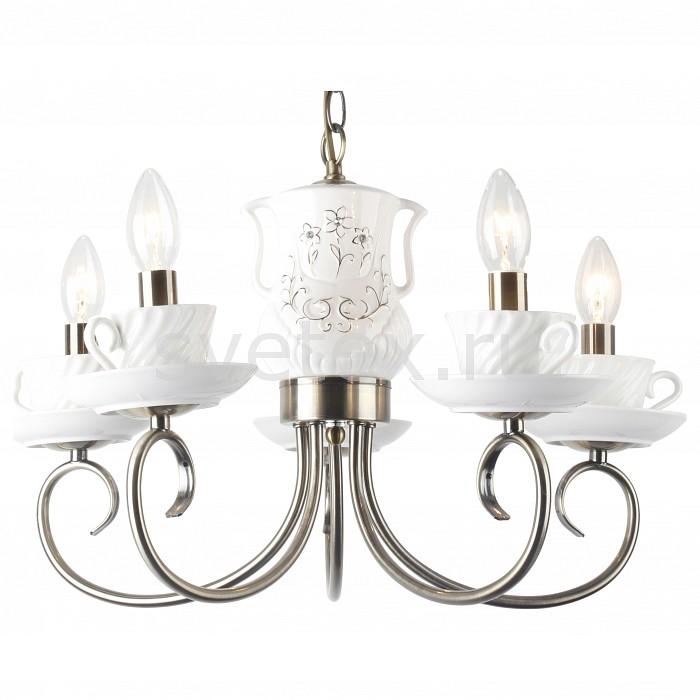 Фото Подвесная люстра Arte Lamp Teapot A6380LM-5AB