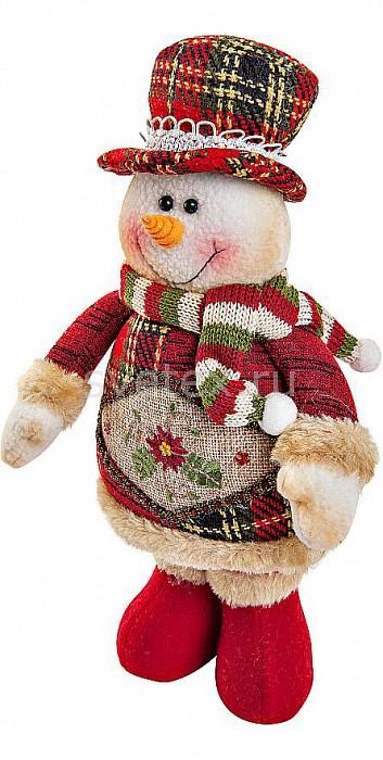 Фото Снеговик Mister Christmas x 28 см Снеговик
