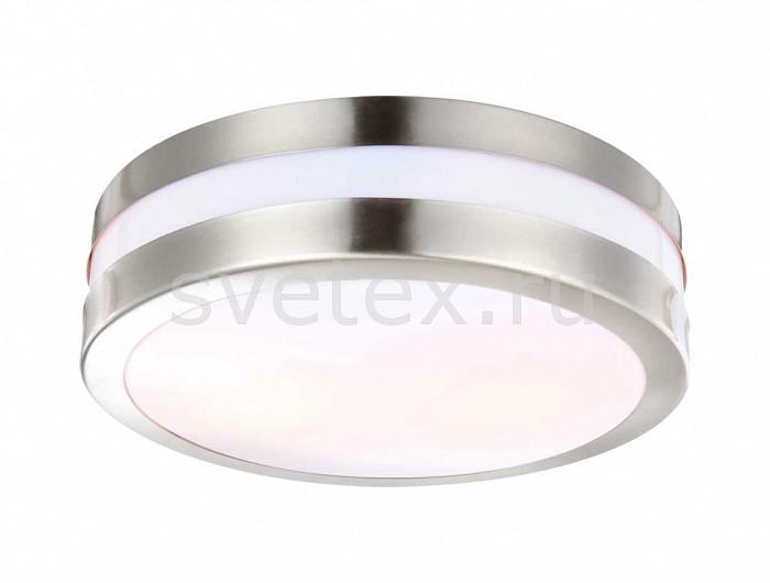 Накладной светильник GloboСветильники<br>Артикул - GB_32209,Бренд - Globo (Австрия),Коллекция - Creek,Гарантия, месяцы - 24,Время изготовления, дней - 1,Высота, мм - 85,Диаметр, мм - 285,Размер упаковки, мм - 140x165x165,Тип лампы - компактная люминесцентная [КЛЛ] ИЛИсветодиодная [LED],Общее кол-во ламп - 1,Напряжение питания лампы, В - 220,Максимальная мощность лампы, Вт - 11,Лампы в комплекте - отсутствуют,Цвет плафонов и подвесок - белый,Тип поверхности плафонов - матовый,Материал плафонов и подвесок - полимер,Цвет арматуры - серый,Тип поверхности арматуры - матовый,Материал арматуры - металл,Количество плафонов - 1,Тип цоколя лампы - E27,Экономичнее лампы накаливания - в 5 раз,Класс электробезопасности - I,Степень пылевлагозащиты, IP - 44,Диапазон рабочих температур - от -40^C до +40^C<br>
