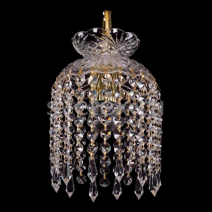 Фото Подвесной светильник Bohemia Ivele Crystal 7710 7710/15/G/Drops