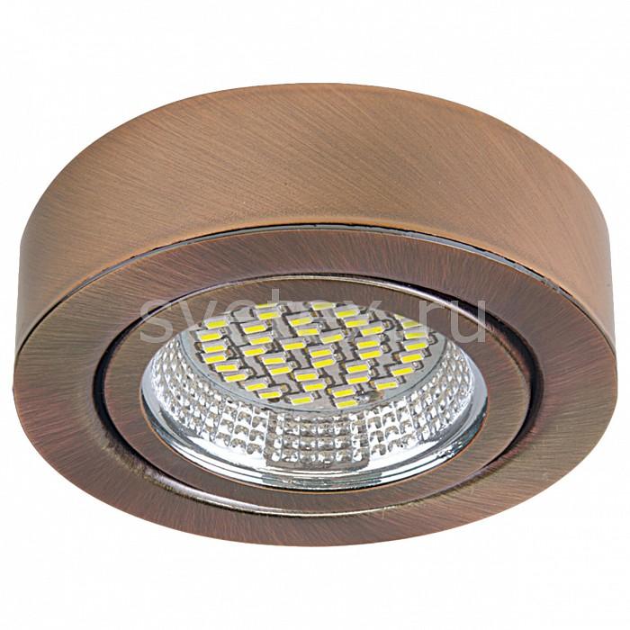 Фото Накладной светильник Lightstar Mobiled 003338