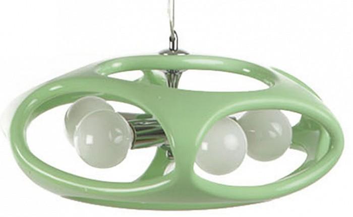 Подвесной светильник Kink LightСветильники<br>Артикул - KL_5333-5.07,Бренд - Kink Light (Китай),Коллекция - Тимон,Гарантия, месяцы - 12,Высота, мм - 1200,Диаметр, мм - 500,Размер упаковки, мм - 560x560x300,Тип лампы - накаливания,Общее кол-во ламп - 5,Напряжение питания лампы, В - 220,Максимальная мощность лампы, Вт - 40,Цвет лампы - белый теплый,Лампы в комплекте - накаливания E27,Цвет плафонов и подвесок - фисташковый,Тип поверхности плафонов - матовый,Материал плафонов и подвесок - полимер,Цвет арматуры - зеленый, хром,Тип поверхности арматуры - глянцевый, матовый,Материал арматуры - металл,Количество плафонов - 1,Возможность подлючения диммера - можно,Форма и тип колбы - сферическая,Тип цоколя лампы - E27,Цветовая температура, K - 2700 K,Класс электробезопасности - I,Общая мощность, Вт - 200,Степень пылевлагозащиты, IP - 20,Диапазон рабочих температур - комнатная температура,Дополнительные параметры - способ крепления к потолку - на монтажной пластине<br>