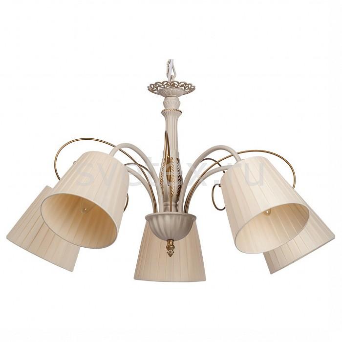 Подвесная люстра MW-LightСветильники<br>Артикул - MW_448010605,Бренд - MW-Light (Германия),Коллекция - Виталина 2,Гарантия, месяцы - 12,Высота, мм - 520 - 820,Диаметр, мм - 660,Размер упаковки, мм - 230x310x190,Тип лампы - компактная люминесцентная [КЛЛ] ИЛИнакаливания ИЛИсветодиодная [LED],Общее кол-во ламп - 5,Напряжение питания лампы, В - 220,Максимальная мощность лампы, Вт - 60,Лампы в комплекте - отсутствуют,Цвет плафонов и подвесок - бежевый,Тип поверхности плафонов - матовый,Материал плафонов и подвесок - текстиль,Цвет арматуры - бежевый, золото,Тип поверхности арматуры - матовый, рельефный,Материал арматуры - металл,Количество плафонов - 5,Возможность подлючения диммера - можно, если установить лампу накаливания,Тип цоколя лампы - E14,Класс электробезопасности - I,Общая мощность, Вт - 300,Степень пылевлагозащиты, IP - 20,Диапазон рабочих температур - комнатная температура,Дополнительные параметры - способ крепления светильника к потолку – на крюке, регулируется по высоте<br>