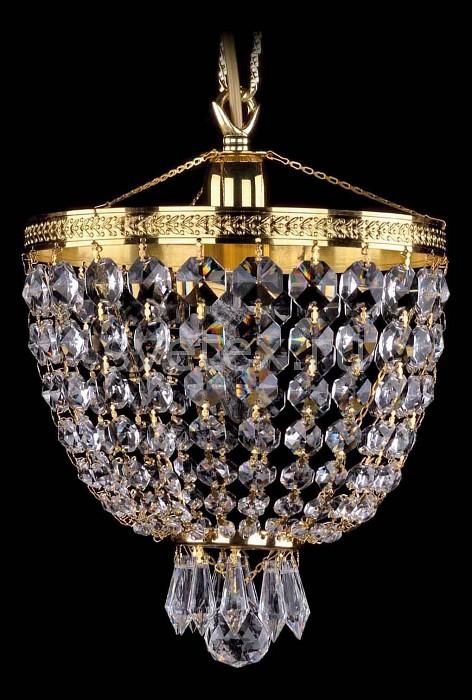 Фото Подвесной светильник Bohemia Ivele Crystal 1927 1927/20/G