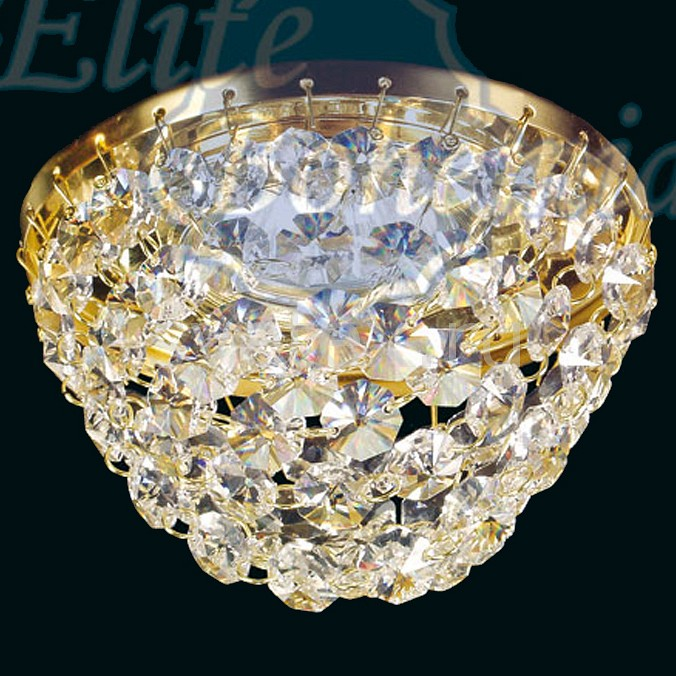 Фото Встраиваемый светильник Elite Bohemia Halogen Line L 001/0/05 S