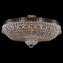 Люстра на штанге Bohemia Ivele CrystalБолее 6 ламп<br>Артикул - BI_1927_55Z_GB,Бренд - Bohemia Ivele Crystal (Чехия),Коллекция - 1927,Гарантия, месяцы - 12,Высота, мм - 200,Диаметр, мм - 550,Размер упаковки, мм - 610x610x200,Тип лампы - компактная люминесцентная [КЛЛ] ИЛИнакаливания ИЛИсветодиодная [LED],Общее кол-во ламп - 8,Напряжение питания лампы, В - 220,Максимальная мощность лампы, Вт - 40,Лампы в комплекте - отсутствуют,Цвет плафонов и подвесок - неокрашенный,Тип поверхности плафонов - прозрачный,Материал плафонов и подвесок - хрусталь,Цвет арматуры - золото черненое,Тип поверхности арматуры - глянцевый, рельефный,Материал арматуры - металл,Возможность подлючения диммера - можно, если установить лампу накаливания,Тип цоколя лампы - E14,Класс электробезопасности - I,Общая мощность, Вт - 320,Степень пылевлагозащиты, IP - 20,Диапазон рабочих температур - комнатная температура,Дополнительные параметры - способ крепления светильника к потолку – на крюке<br>