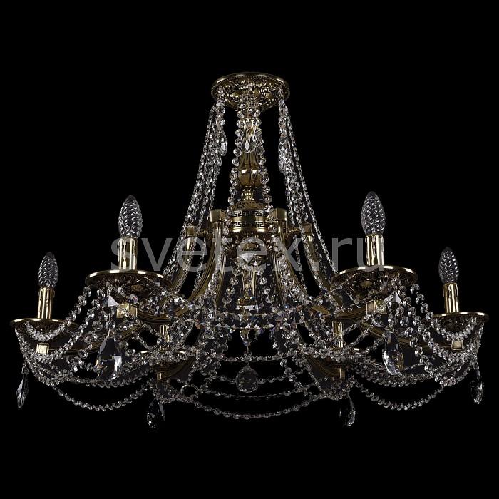 Подвесная люстра Bohemia Ivele CrystalБолее 6 ламп<br>Артикул - BI_1771_6_270_A_GB,Бренд - Bohemia Ivele Crystal (Чехия),Коллекция - 1771,Гарантия, месяцы - 24,Высота, мм - 740,Диаметр, мм - 800,Размер упаковки, мм - 640x640x330,Тип лампы - компактная люминесцентная [КЛЛ] ИЛИнакаливания ИЛИсветодиодная [LED],Общее кол-во ламп - 8,Напряжение питания лампы, В - 220,Максимальная мощность лампы, Вт - 40,Лампы в комплекте - отсутствуют,Цвет плафонов и подвесок - неокрашенный,Тип поверхности плафонов - прозрачный,Материал плафонов и подвесок - хрусталь,Цвет арматуры - золото черненое,Тип поверхности арматуры - глянцевый, рельефный,Материал арматуры - латунь,Возможность подлючения диммера - можно, если установить лампу накаливания,Форма и тип колбы - свеча ИЛИ свеча на ветру,Тип цоколя лампы - E14,Класс электробезопасности - I,Общая мощность, Вт - 320,Степень пылевлагозащиты, IP - 20,Диапазон рабочих температур - комнатная температура,Дополнительные параметры - способ крепления светильника к потолку - на крюке, указана высота светильника без подвеса<br>