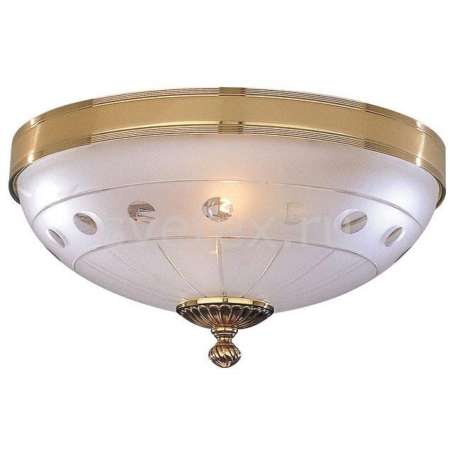 Накладной светильник Reccagni AngeloКруглые<br>Артикул - RA_PL_4750_2,Бренд - Reccagni Angelo (Италия),Коллекция - 4750,Гарантия, месяцы - 24,Высота, мм - 170,Диаметр, мм - 300,Тип лампы - компактная люминесцентная [КЛЛ] ИЛИнакаливания ИЛИсветодиодная [LED],Общее кол-во ламп - 2,Напряжение питания лампы, В - 220,Максимальная мощность лампы, Вт - 60,Лампы в комплекте - отсутствуют,Цвет плафонов и подвесок - белый с рисунком,Тип поверхности плафонов - матовый,Материал плафонов и подвесок - стекло,Цвет арматуры - золото французское,Тип поверхности арматуры - глянцевый,Материал арматуры - латунь,Количество плафонов - 1,Возможность подлючения диммера - можно, если установить лампу накаливания,Тип цоколя лампы - E27,Класс электробезопасности - I,Общая мощность, Вт - 120,Степень пылевлагозащиты, IP - 20,Диапазон рабочих температур - комнатная температура,Дополнительные параметры - способ крепления светильника к потолку - на монтажной пластине<br>
